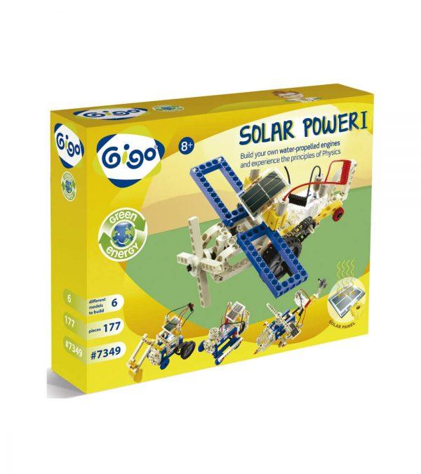 Aprendiendo con La Energía Solar I
