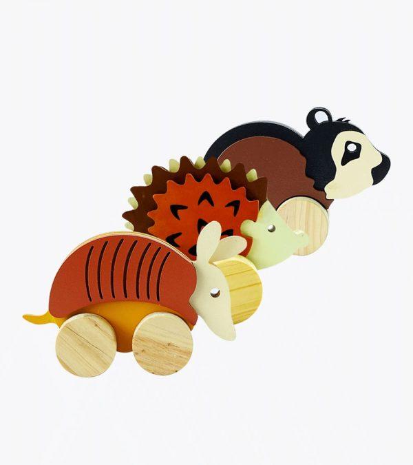 Animales Fauna Salvaje (Combinación)