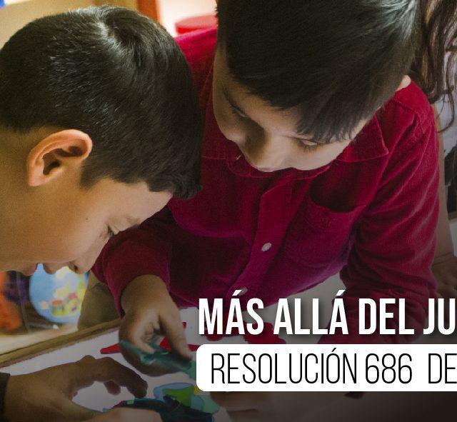 Resolución de juguetes 686 del 2018
